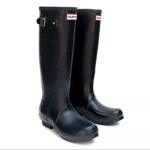 Hunter Original Tall Matte Boots W23499  HNTORGW